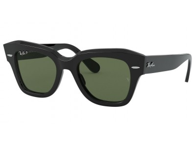 Ray-Ban RB2186 901/58 STATE STREET POLARİZE