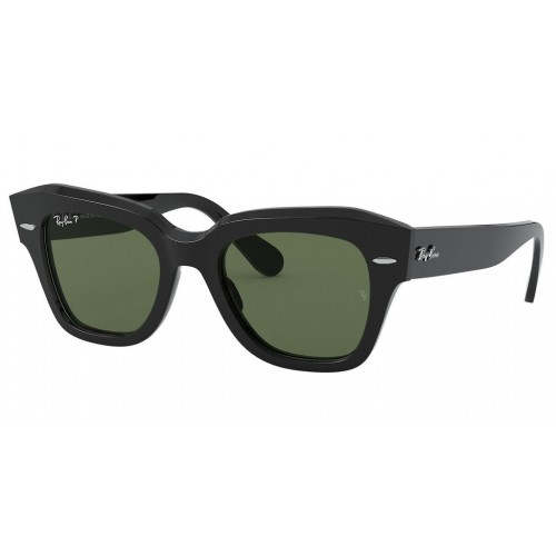 Ray-Ban RB2186 901/58 STATE STREET POLARİZE--