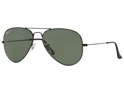 RAY-BAN RB3025 002/58 LARGE POLARİZE