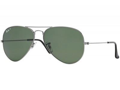 Ray-Ban RB3025 004/58 AVIATOR LARGE METAL