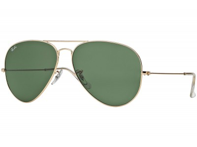 Ray-Ban RB3026 L2846 AVIATOR LARGE METAL II