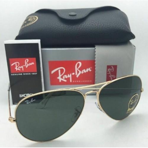 Ray-Ban RB3026 L2846 AVIATOR LARGE METAL II-Güneş Gözlükleri-Ray-Ban