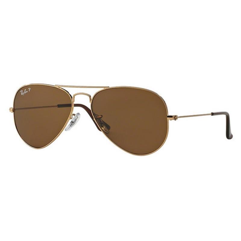 RB3025 001/57 POLARİZE-Güneş Gözlükleri-Ray-Ban